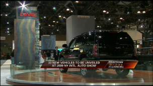 Auto Show: Saving Grace for Industry?