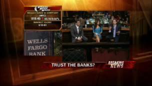 Banks Roaring Back?