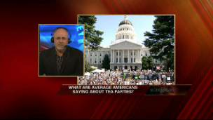Dave Ramsey's Take on Tea Parties