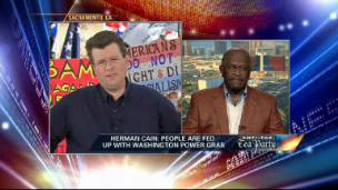 Cain: People are Fed Up!