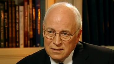 Cheney Takes on Obama