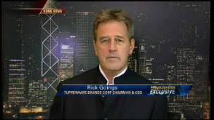 Tupperware CEO on Outlook, Earnings