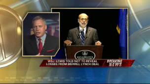 BofA CEO: I Was Silenced by Paulson, Bernanke