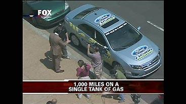 Fuel Efficiency Challenge
