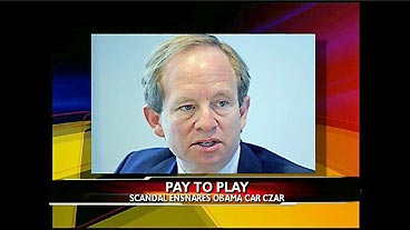 Pay-to-Play in America
