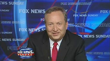 Lawrence Summers on 'FNS'