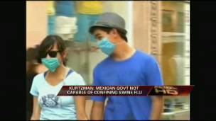 Swine Flu Concerns Spread