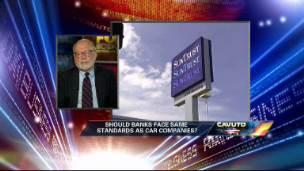 Banks vs. Autos