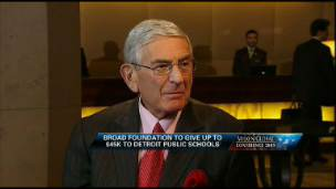 Eli Broad on Improving Education