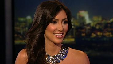 Kim Kardashian Talks Playboy
