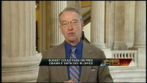 Senate to Vote on 2010 Budget