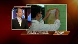 U.S. Prepared to Combat Swine Flu?