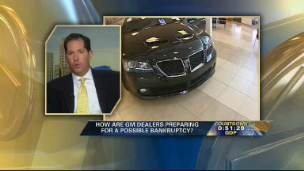 Bankruptcy Advice For GM Dealers