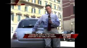 Fiat's Reaction to Chrysler