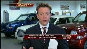 Chrysler Bankruptcy Imminent?