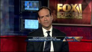 TARP Criminal Investigations