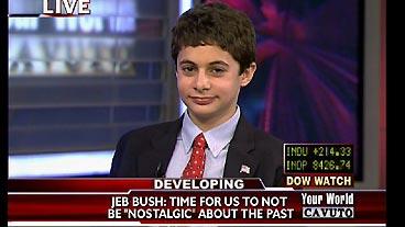 Krohn vs. Bush