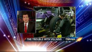 Cavuto's Capper: Obama's Villains