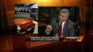 Chrysler Lenders Fight Back