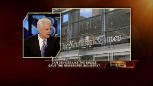 Can Kindle Save Newspapers?