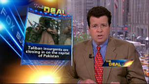 Cavuto's Deal: Stressing Out?