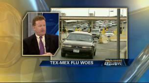Swine Flu's Economic Ripple
