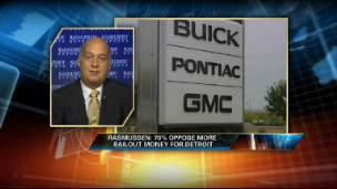Report: Pols WON'T Run GM, Chrysler Well