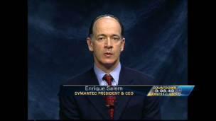 Symantec CEO on Sales Slump