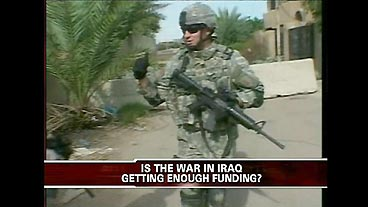 Blind Eye on Iraq?