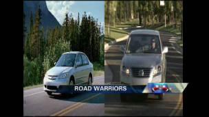 Rivalry: Toyota vs. Honda