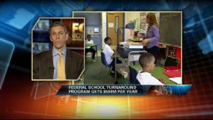 Education Secretary on Reforming Education