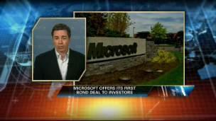 Microsoft Presents Bond Deal to Investors