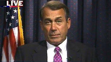 Boehner's Take