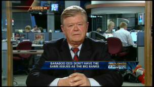 Bank CEO on Accepting TARP Funds