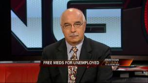 Pfizer Offers Free Drugs to Jobless