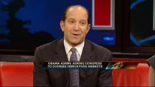 Cantor CEO on Regulating Derivatives