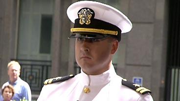 Navy Drill Team