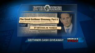 The Geithner Giveaway
