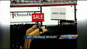 Rivals: TJX vs Burlington Coat Factory