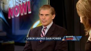Unions Gaining Power?