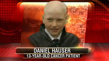 Running From Chemo