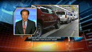 GM Bankruptcy Still Undecided