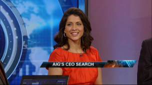 AIG CEO to Step Down After Successor Found