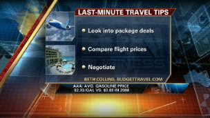 Last-Minute Travel Deals