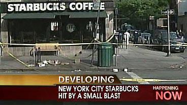 Starbucks Blast