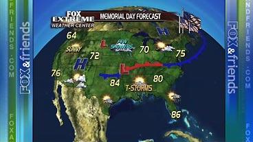FOX Weather Forecast: 5/25