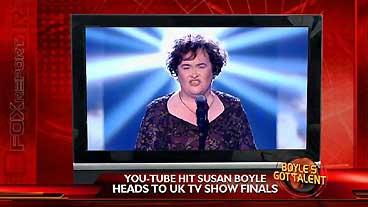 Boyle's Got Talent