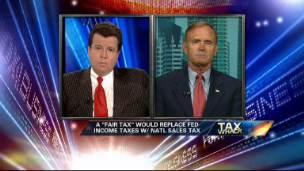 Pushing a 'Fair Tax'