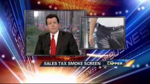 Cavuto's Capper: Sales Taxes