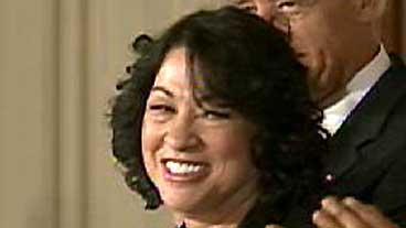 Sotomayor's Record
